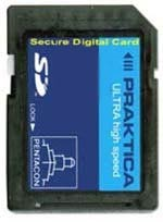 eScuba Secure Digital (SD) Card DDSDPRO3-4GB e069723