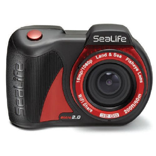 Sealife Micro 2.0 WiFi 64 GB Diving Camera SL510 e168465