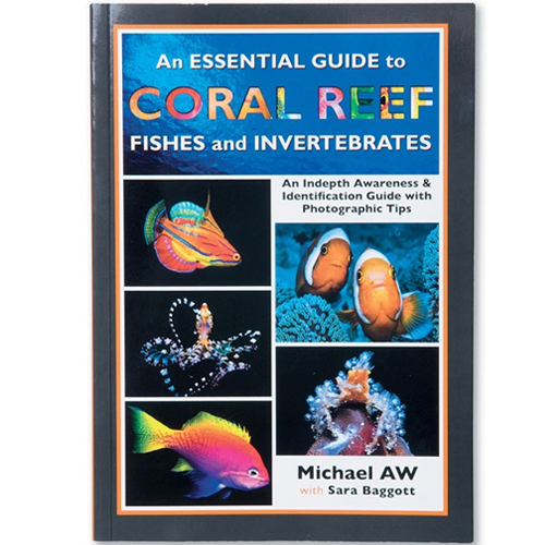 Ocean Geographic Essential Guide to Coral Reefs CRF e231999