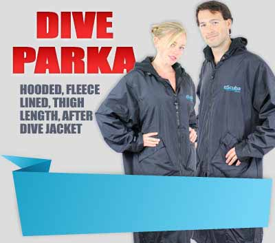After Dive Parka