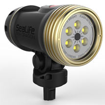 Sealife Sea Dragon 2300 Auto UW Photo-Video Light Head SL6740 SL6740 e126355